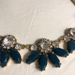 JCrew blue jewelry